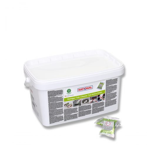 Čistiace tablety RATIONAL Active Green
